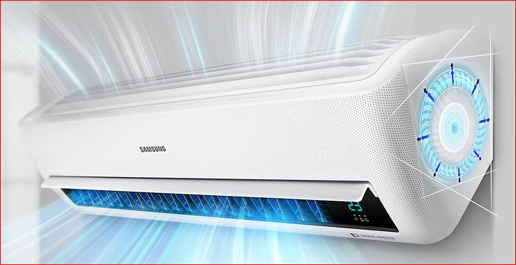 Assistenza condizionatori Samsung Anagnina